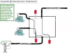 i want to wire 2 lights to 1 switch in the junction box i have