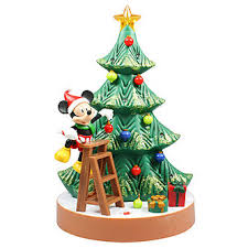 disney 10 5 musical animation decorating tree mickey