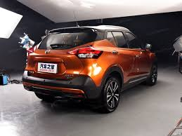 nissan kicks 2017 red nissan all set to launch the kicks suv in china u2014 carspiritpk