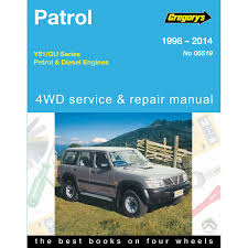nissan safari 2014 gregory u0027s car manual for nissan patrol 1998 2014 519