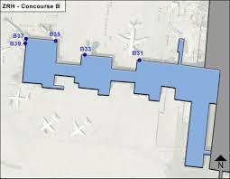 zurich international airport maplets