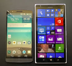 head to head nokia lumia 1520 and lg g3