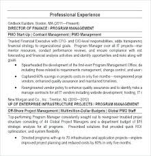 program manager resume resume program manager resume objective enterprise application