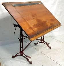 Antique Wood Drafting Table 35 Best Drafting Desk Images On Pinterest Drafting Desk Antique