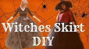Halloween Crafts Diy Cute Easy And Affordable Tulle Skirt Diy Halloween Crafts 2016