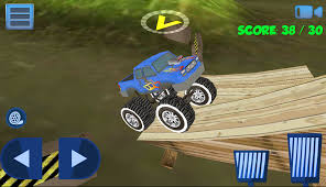monster truck race track monster truck off road 2 android apps on google play