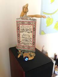 islam quran home decoration protector amulet turkish blue evil eye