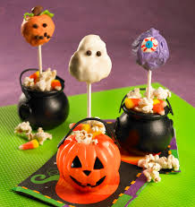 Halloween Cake Balls Recipe by Recipes With Popcorn