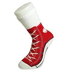 silly socks sneaker socks clothing