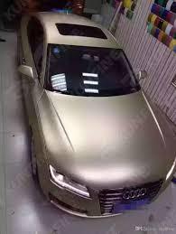 rose gold car mirror gold car wrap suppliers best mirror gold car wrap