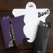 not so spooky halloween candy bar templates scraplifters