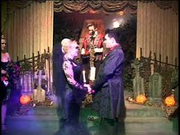 everest u0027halloween u0027 gothic wedding viva las vegas wedding chapel