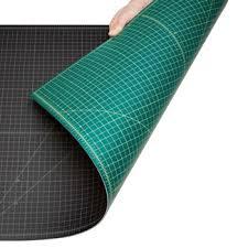 Drafting Table Pad Professional Cutting Mat 36 X48 Black Green Gbm3648