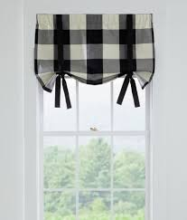 Black And White Checkered Curtains 120 Best Buffalo Plaids Checks Images On Pinterest Cottage