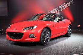 here u0027s your chance to buy the 25th anniversary mazda mx 5 miata