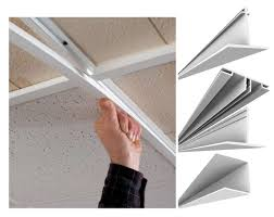Snapclip Suspended Ceiling System by Surface Mount Ceiling Tiles