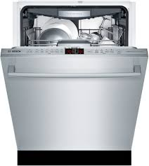 bosch shx9pt55uc fully integrated dishwasher with 3rd rack