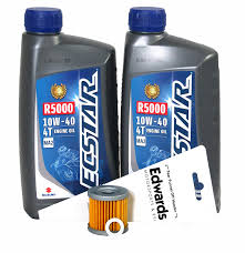 amazon com 2000 2009 suzuki dr z400s oil change kit automotive