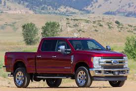 ford f 250 scores up to 5 stars in crash test