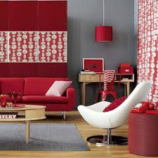 Red And Gray Living Room Living Room Grey Red Living Room Ideas Yes Yes Go Cool Features