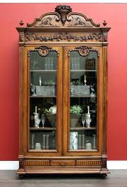 Mahogany Bookcase With Glass Doors Mahogany Bookcase With Glass Doors Mahogany Bookcase With Glass