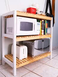 kitchen island microwave cart best 25 microwave cart ideas on microwave stand