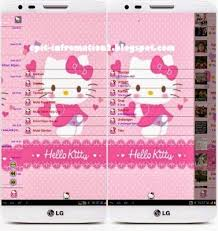 bbm mod theme v3 kitty versi 2 8 0 21 change color