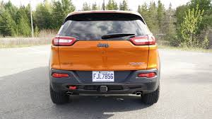 jeep mini day by day review 2015 jeep cherokee trailhawk expert reviews