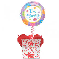 i m sorry balloons for delivery the unique gift store ltd www theuniquegiftstore co uk