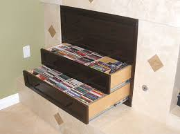 Vhs Storage Cabinet Image Result For Storage Drawers In A Fireplace Bedroom Mood