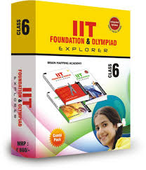 buy combipack iit foundation and olympaid for class 6 book online