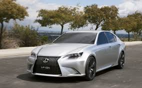 lexus new car new lexus is and is f in pipeline thanks to gs motor trend