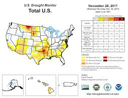 Lower Colorado Water Supply Outlook March 1 2017 Drought November 2017 State Of The Climate National Centers