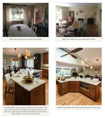 Kitchen Cabinets Northern Virginia Kitchen Remodeling Tips Opening Up The Space Remodeling