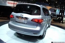 infiniti minivan ny show 2011 infiniti qx officially unveiled priced from 56 700