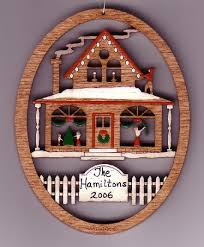 wallace wood ornaments llc personalized sles