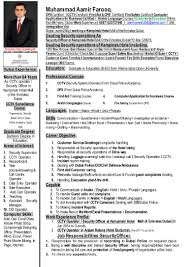 Resume Of Data Entry Operator Muhammad Aamir U0027s Cv