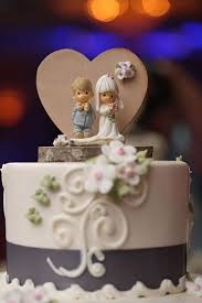 rustic wedding cake topper precious moments rustic wedding cake topper wedding collectibles