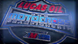 pro motocross live the lucas oil pro motocross championship youtube