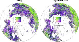 North America Biome Map by Remote Sensing Free Full Text Temperature And Snow Mediated