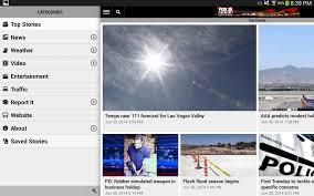 Las Vegas Traffic Map Fox5 Vegas Las Vegas News Android Apps On Google Play