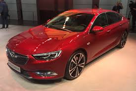 new 2017 vauxhall insignia grand sport prices and specs auto