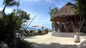 eden beach bungalow koh samui youtube