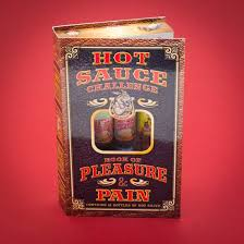 Challenge Sauce Sauce Challenge Book Book Of And Pleasure 12 Bottle