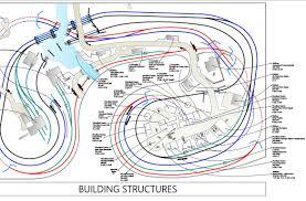 train floor plan layout planning model scenery u0026 structure