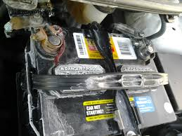 2008 toyota yaris battery battery terminal acid damage toyota yaris forums