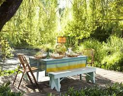 Patio Table Decor 12 Simple Tips For Summer Party Table Setting And Outdoor Home
