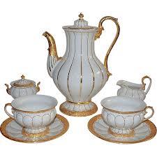 vintage tea set meissen coffee set for 12 tea service raritet antique gallery
