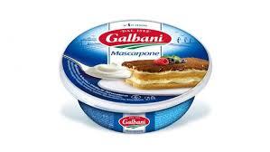 cuisiner le mascarpone mascarpone galbani 250 g idée recette plat et dessert avec