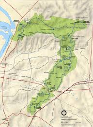 Washington Dc Map Pdf by National Historic Sites Memorials Military Parks And Battlefield